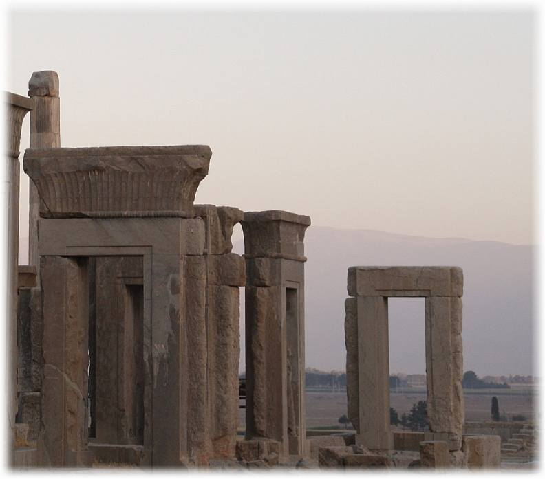 Persepolis Iran Ambientetours Group travel to the antique Persia